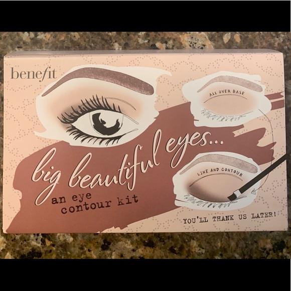 Brand New Benefit Big Beautiful Eyes contour kit